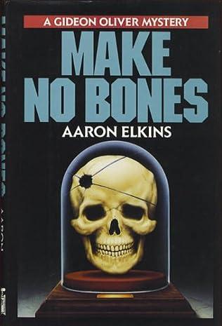 book cover of Make No Bones
