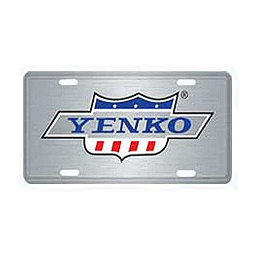 - Eckler's Premier Quality Products 50342547 Chevelle Yenko License Plate
