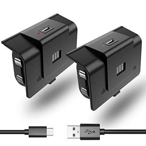 Baterias Recargables Para Xbox One Xbox Series X (2 Un )