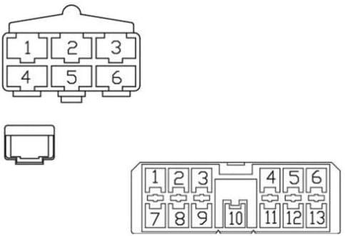 Amazon.com: Radio Wiring Harness, New, For JD: Home ImprovementAmazon.com