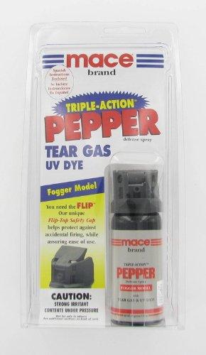 Amazon.com: Mace marca fuerza de policía Spray de pimienta ...