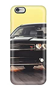 TYH - High-quality Durable Protection Case For Iphone 6 plus 5.5(dodge Challenger) phone case