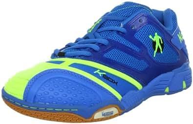 Kempa Status 200846101 - Zapatillas de balonmano unisex, color azul, talla 45