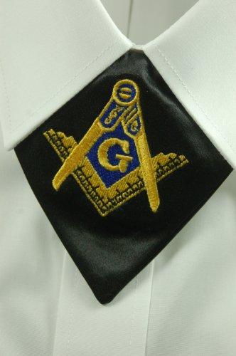 Tie Masonic Cravat Master Mason Square & Compass - The Masonic Exchange - Buy Online in UAE ...