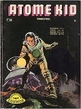 Atome Kid n° 9 - Le Grand désert de Mars pdf, epub