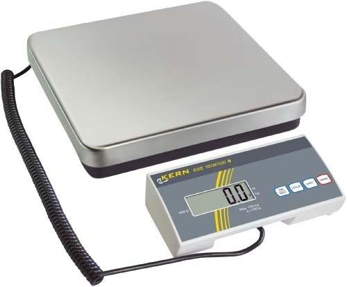 KERN Plattformwaage EOB W/ägebereich 0-300 kg 100 g ZW Modell EOB 300K100A