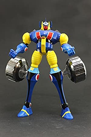 8c049717d5 Amazon.com: Magne Robo Gakeen Dynamite Action! No.43 Gakeen non-scale ABS &  PVC painted PVC action figure Keane: Toys & Games
