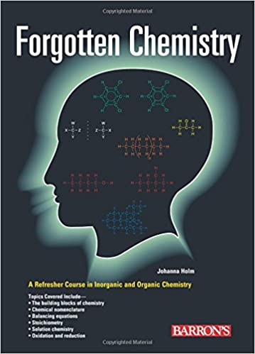 Forgotten chemistry johanna holm 9780764133176 amazon books fandeluxe Image collections