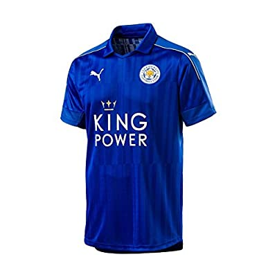 PUMA Leicester City Youth Home Jersey [Blue]