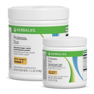 Herbalife Prolessa® Duo 30-Day Program control and fat Reduction