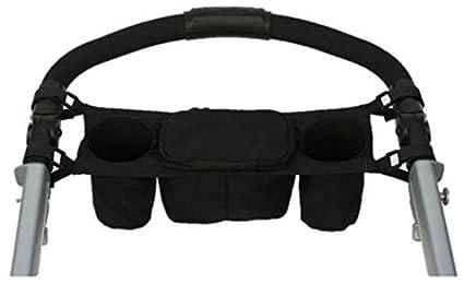jecxep Cochecito Bolsa de almacenamiento con Premium Correa para el hombro y aislado Single con facilidad