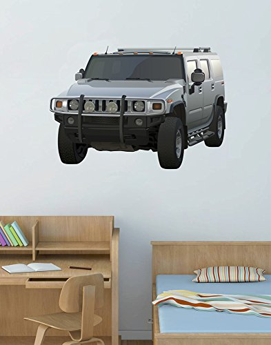 cik666-full-color-wall-decal-american-suv-hummer-powerful-machine-bedroom