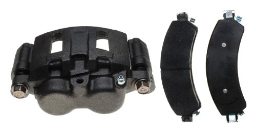 Raybestos RC10946QS Quiet Stop Remanufactured Loaded Disc Brake Caliper