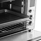 Viante Small Compact Convection Toaster Oven
