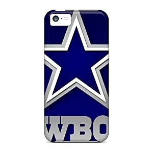 Ideal CaterolineWramight Cases Covers For Iphone 5c(dallas Cowboys), Protective Stylish Cases