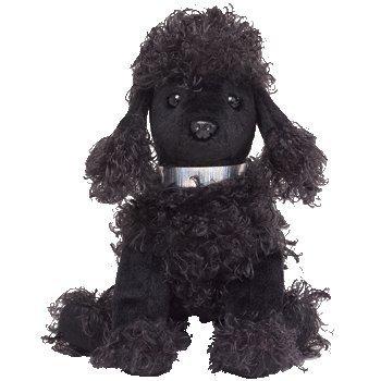 Ty Beanie Baby - Bijoux the Black Poodle ()