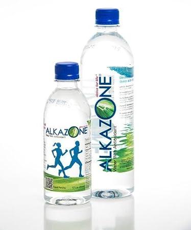 Amazon.com: ALKAZONE Antioxidant Water 24 - 12 oz bottles/1 case ...