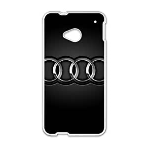 SHEP Audi sign fashion phone case for HTC One M7