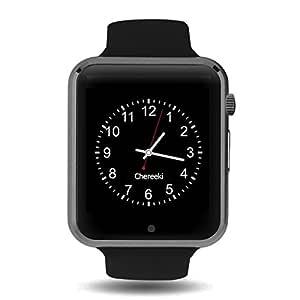 Bluetooth Smartwatch [Correa Suave], LATEC Reloj de Pulsera ...