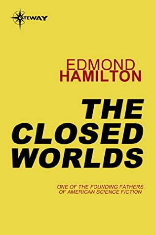 book cover of The Closed Worlds