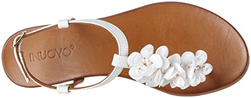 Inuovo Flip White White Flops Women's 7176 SqwgT8P