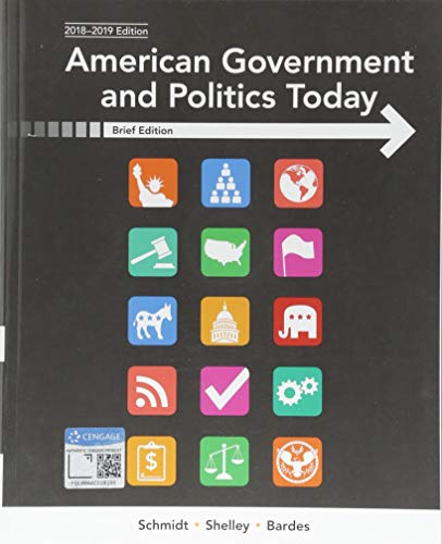 American Government and Politics Today, Brief