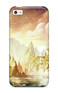 Iphone Cover Case - Trine 2 Protective Case Compatibel With Iphone 5c