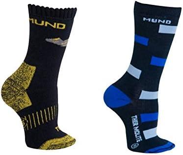 MUND Pack Calcetines niño Invierno (XS): Amazon.es: Deportes y ...