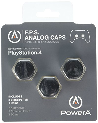 Cheap PowerA FPS ANALOG CAPS for PS4