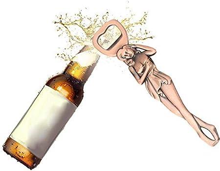 Sacacorchos Novedad, Novedad, Aleación De Metal, Belleza, Sexy, Barra De Cerveza, Abridor De Botellas, Colgante, Herramienta De Cocina Al Por Mayor