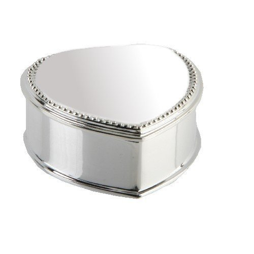Silver Plated 2.5