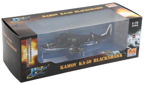 (Easy Model 1:72 Scale Kamov Ka-50 Blackshark Russian Air Force No. 022