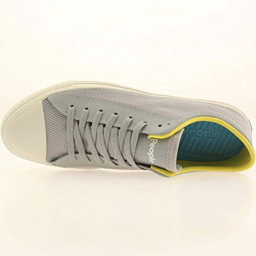 Men's Sneakers People 3D Printed Mesh Footwear Phillips Gray Fashion CFF05