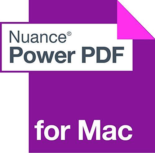 Power PDF Standard 3.0 for Mac [Mac Download] by Kofax Power PDF