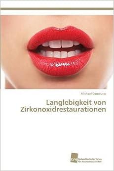 Book Langlebigkeit von Zirkonoxidrestaurationen