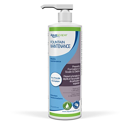 aintenance Water Feature Treatment, Easy-to-Use Pump Top, Liquid, 16-oz | 96056 ()