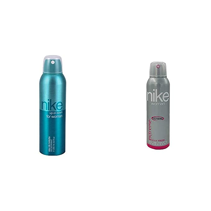 Buy Nike Up Or Down Deodorant For Women, 200ml Online at Low Prices ...