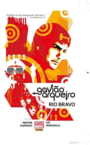 Gavião Arqueiro Bravo Matt Fraction