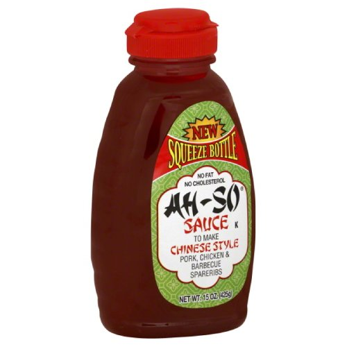 (Allied Old English  AH-SO Sauce, Red Rib, Squeeze Bottle, 15-Ounce)