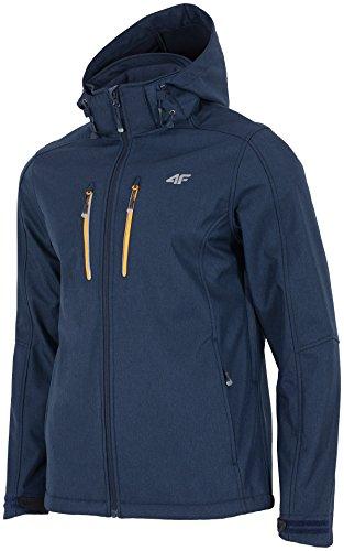 chaqueta Softsheel 4 Street azul Kurtka Navy Slope To From para M f m hombre YrYq1Rz