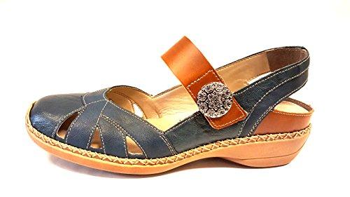 Modèle Cuir Sandale Rieker Rieker Sandale 413V2 T1ZwIWxqx