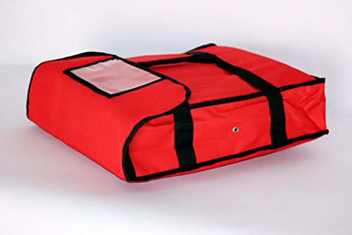 Pizza Delivery Box (Nylon Insulated Pizza Delivery Bag Size 18