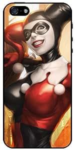 Harley Quinn DC Comics v3 iPhone 5S - iPhone 5 Case 3vssG