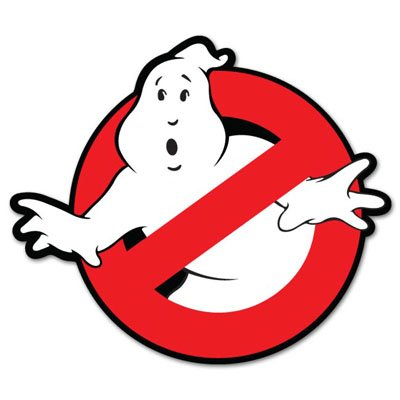 Ghostbusters ghost busters vynil car sticker decal select size
