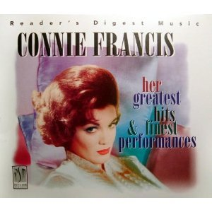 Her Greatest Hits & Finest Performances (Reader's Digest Music) (The Very Best Of Connie Francis Cd)