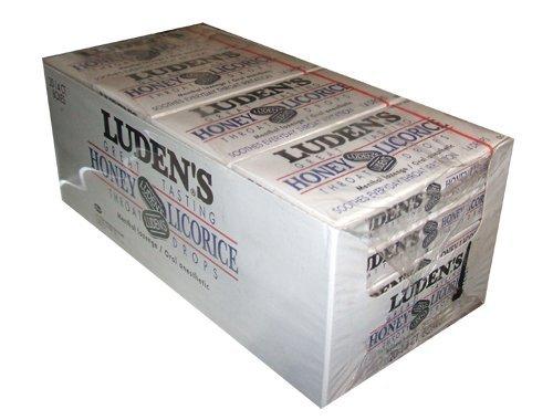 UPC 342300055138, Luden's® Honey Licorice Throat Drops 14 drops 20 boxes