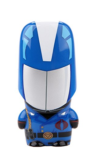16GB Cobra Commander GI Joe MIMOBOT Character USB Flash Drive with bonus preloaded Mimory content, Limited Edition by Mimoco