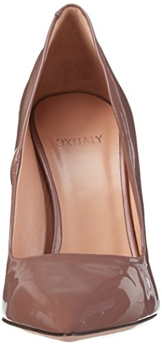 Oxitaly Stella 100, Scarpe Col Tacco Donna Rosa (Pink (Antik))