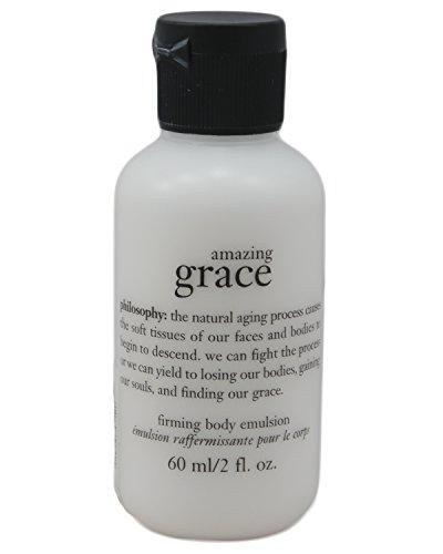 Amazing Grace Firming Body Emulsion (Philosophy Amazing Grace firming Body Emulsion 2 ounce)
