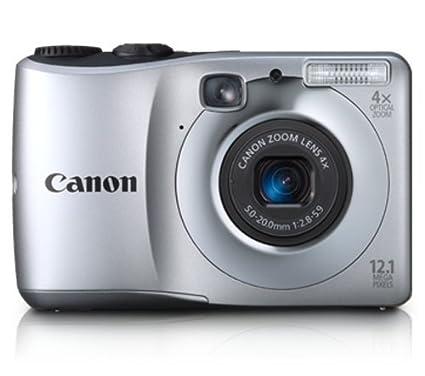 amazon com canon powershot a1200 12 1 mp digital camera with 4x rh amazon com Sony Camera Canon PowerShot A1200 Software